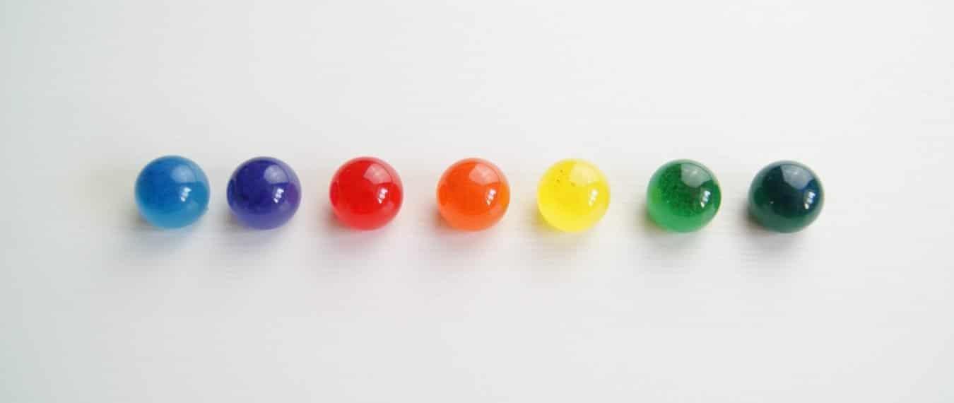 Muttermilchschmuck | Farben zum Einfärben