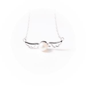 Halskette Kleiner Engel