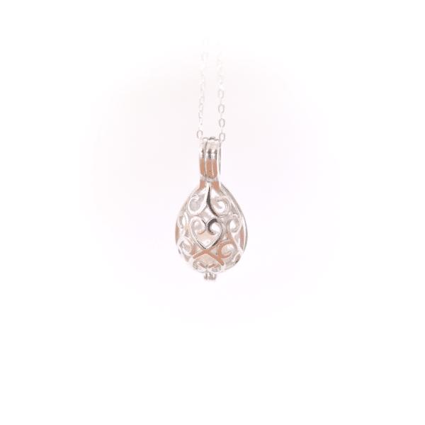 Halskette Perlenliebe