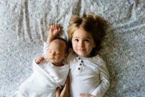To experience breastfeeding | siblings