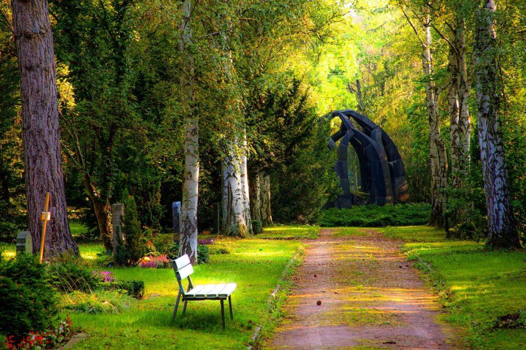 Trauerschmuck | Friedhof