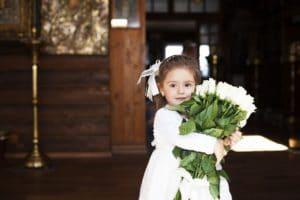 Geschenke zur Taufe | Kleines Mädchen