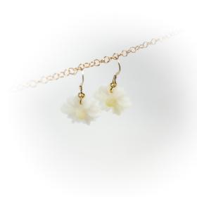 Ohrringe Gänseblümchen