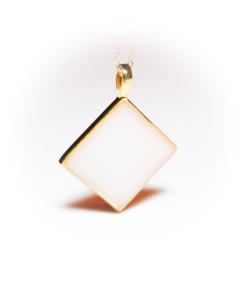 golden rhombus | milk-design Manufaktur