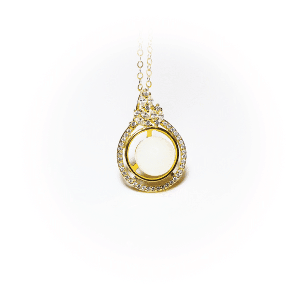 Goldener Kristallstern | milk-design Manufaktur