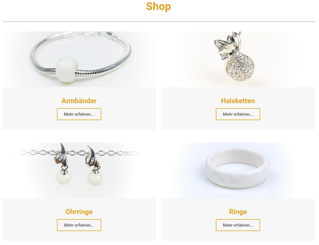 Choose Product | ordering process | milk-design Manufaktur