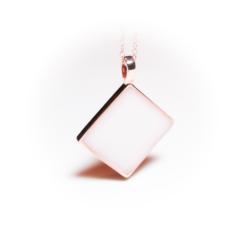 Rosé rhombus | milk-design Manufaktur