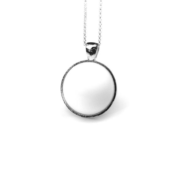 Rundes Silber | milk-design Manufaktur