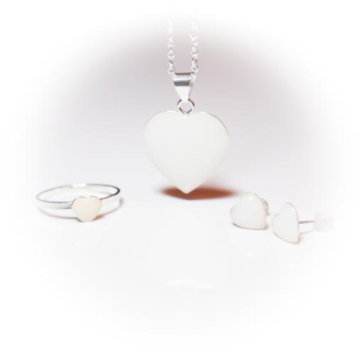 Set Herzfamilie | milk-design Manufaktur
