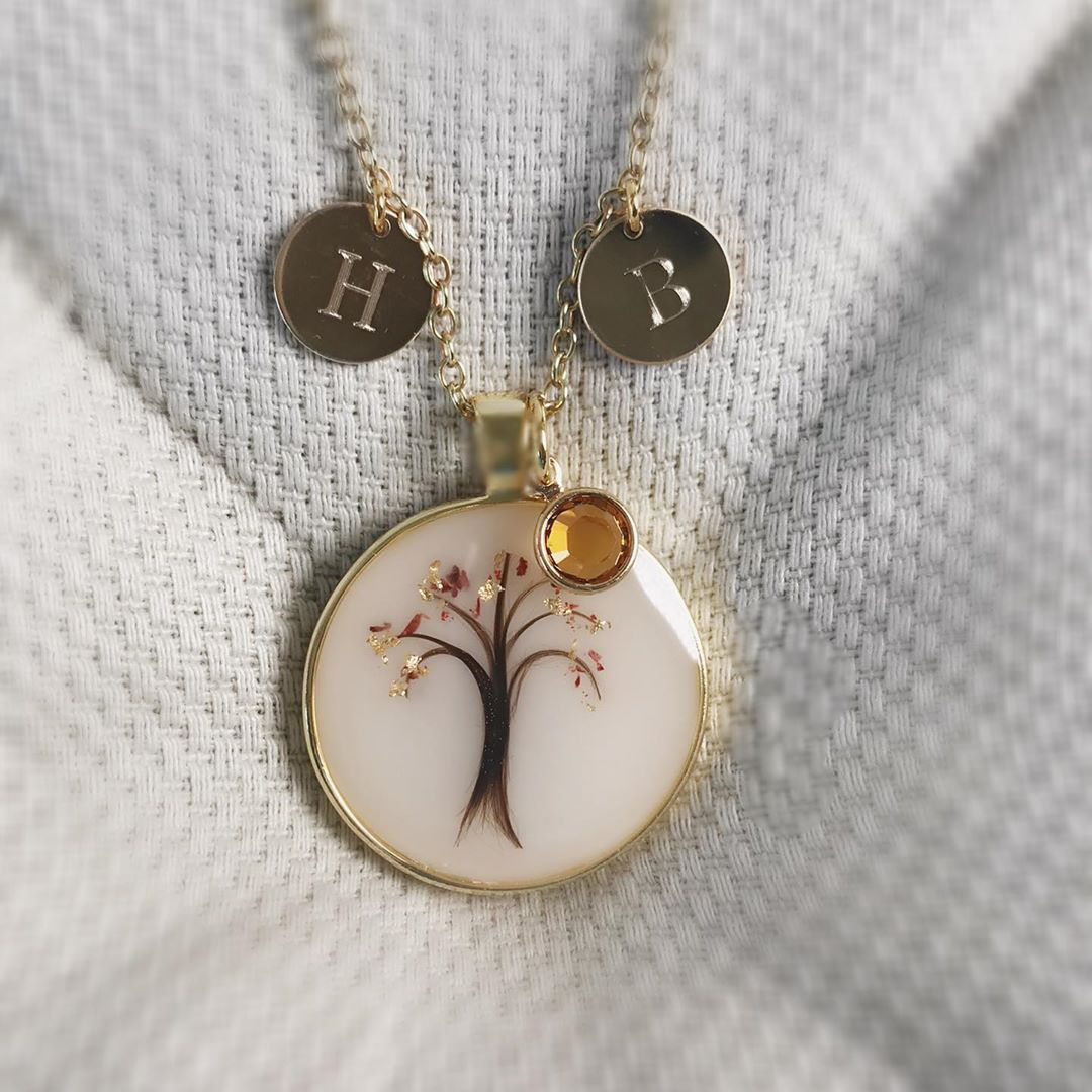 Engraving Jewellery - Modeled Tree of Life